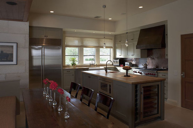 modern kitchen by furman keil architects