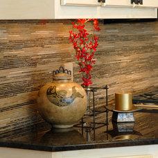 Contemporary Kitchen by Gabberts Design Studio