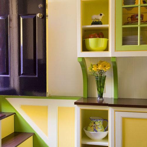 Gallagher Kitchen: Citrus Colors