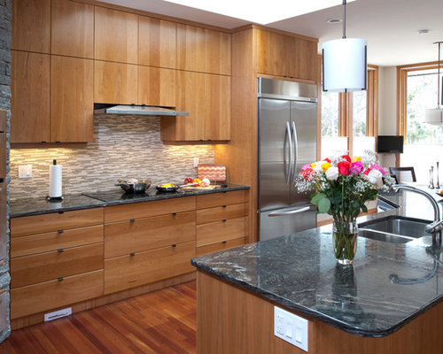 Single wall kitchen design ideas renovations photos for Style kitchen nashville reviews