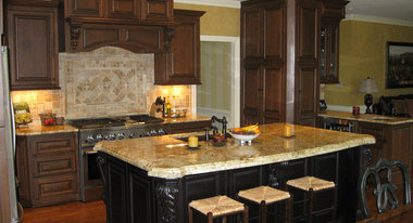 North Carolina, with extensive experience in Kitchen & Bath Remodeling