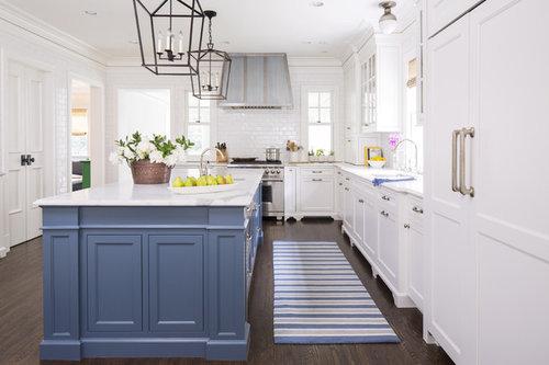 Kitchen Island Colors