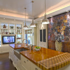 Kitchen Traditional Kitchen New York By Gallin Beeler Design Studio