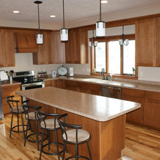 Traditional Kitchen by Garon Corporation