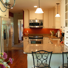kitchen by Gehman Design Remodeling