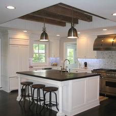 Traditional Kitchen by Geneva Cabinet Company