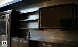 Kitchen - Glass Backsplashes & Countertops