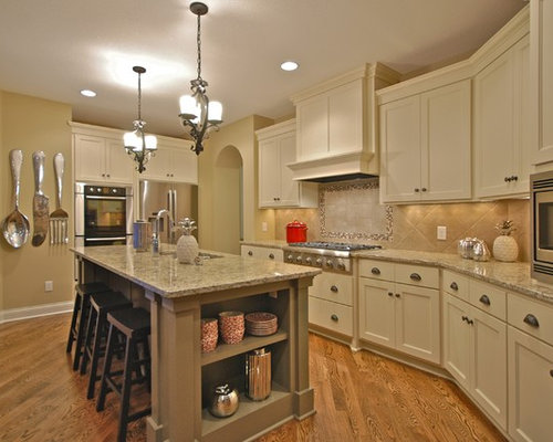 sherwin williams library pewter houzz With kitchen cabinets lowes with fork wall art
