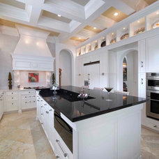 Traditional Kitchen by Grand Woodworking