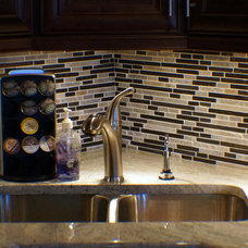 Contemporary Kitchen by Archway Construction Co