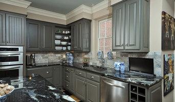 Kitchen - Gray on Gray