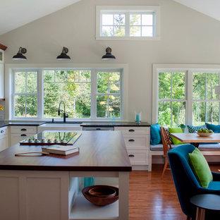 75 Transitional Kitchen Design Ideas - Stylish Transitional Kitchen ...