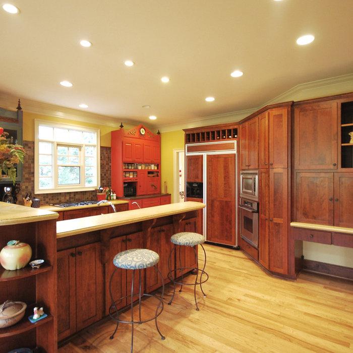 Avondale Estates, Traditional Kitchen