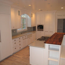 Kitchen by Green Trade Contracting
