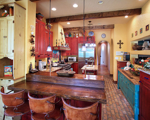 Mexican Style Kitchen Home Design Ideas Pictures Remodel