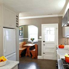 Craftsman Kitchen by habitus