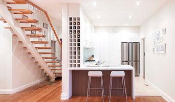 Kitchen / Hallway