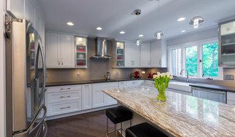 Kitchen/Handrail/Hardwood Flooring - Carmel, IN - 2016