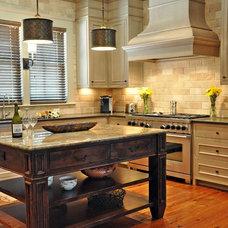 Contemporary Kitchen by Hansen Architects, P.C.