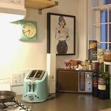 Eclectic Kitchen by Heather Merenda