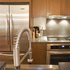 Modern Kitchen by Heather Merenda