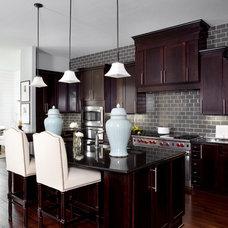 Kitchen by Heather Scott Home & Design