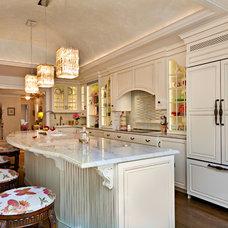 Traditional Kitchen by Hermitage Kitchen Design Gallery