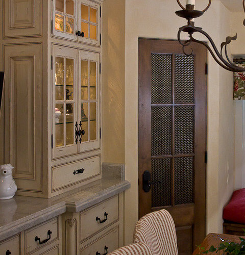images of galley style kitchens pantry door hardware home design ideas pictures remodel 7487