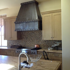 Traditional Kitchen by Metalrevelations