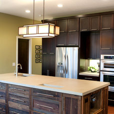 Contemporary Kitchen by Hurst Design Build Remodeling