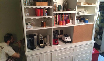 kitchen hutch.