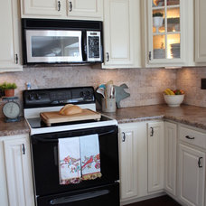 Traditional Kitchen by I Dream of Jeanne Designs