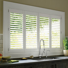 Contemporary Kitchen by Accent Window Fashions LLC