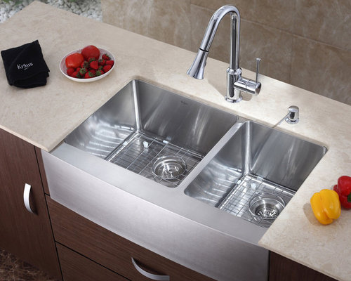 sink with soap dispenser | houzz