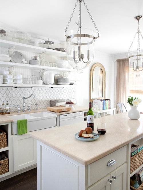 saveemail - Transitional Kitchen Design