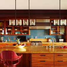 Contemporary Kitchen by jamie jackson design