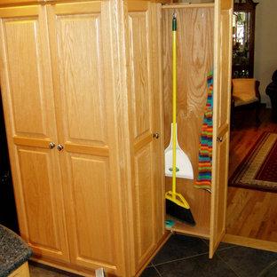 Broom Closet. Kitchen Ideas & Photos | Houzz