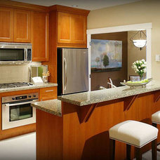Contemporary Kitchen by Toned Homes Southwest A/C & Remodeling