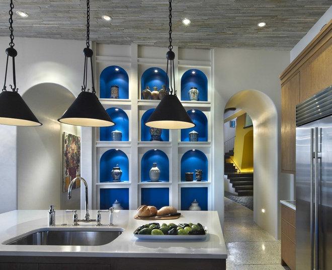 Tropical Kitchen by Ike Kligerman Barkley