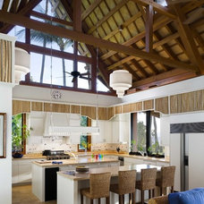 Tropical Kitchen by Ike Kligerman Barkley