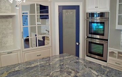 Kitchen Counters: Granite, Still a Go-to Surface Choice
