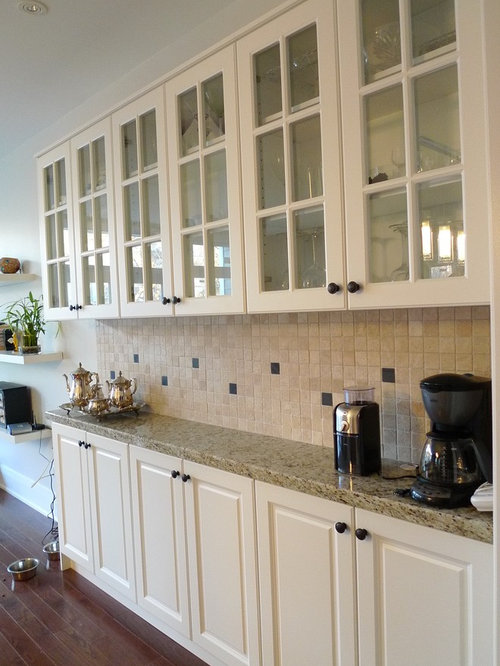 Shallow depth cabinets home design ideas pictures for Long kitchen wall units