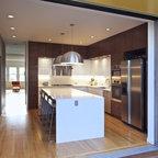 Nougat Caesarstone - Contemporary - Kitchen Countertops - other metro - by caesarstone