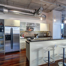Industrial Kitchen kitchen