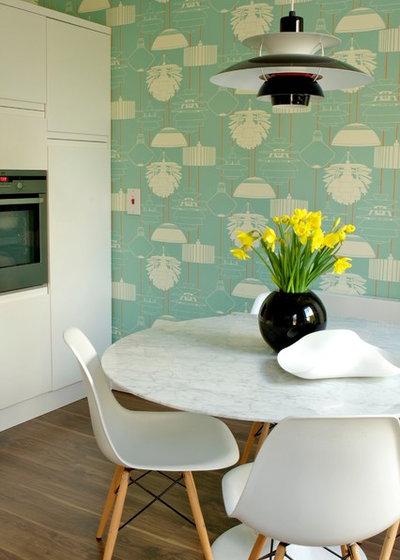 Midcentury Kitchen Kitchen