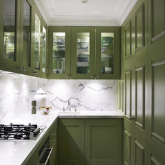 eclectic kitchen by Greg Natale