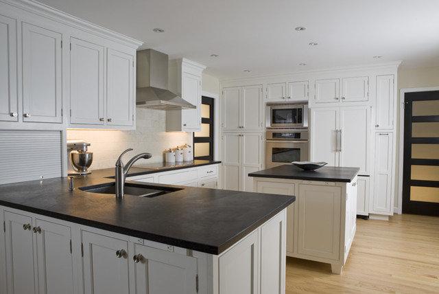 Contemporary Kitchen Kitchen