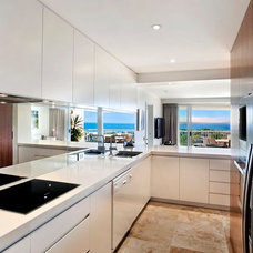 Modern Kitchen by Nathan Gornall Interior Design