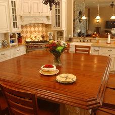 Traditional Kitchen Kitchen