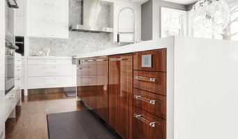 Kitchen in Etobicoke